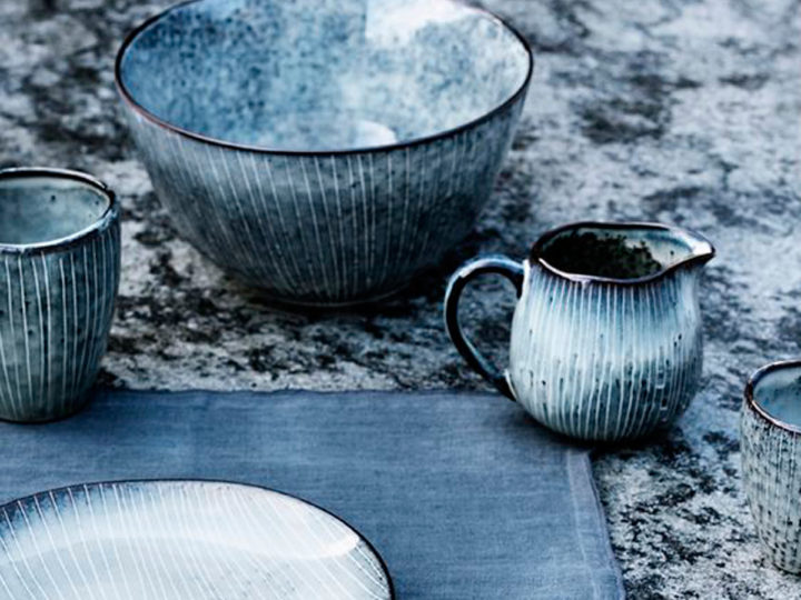 The Winter Blues: Nordic Sea Ceramics