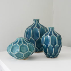 Broste-Copenhagen-Group-of-three-small-vases
