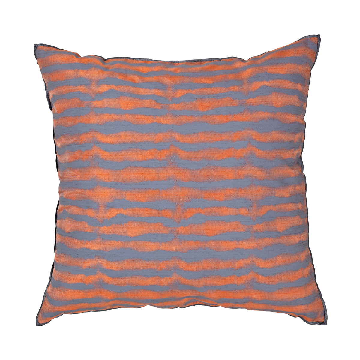 broste-coral-grey-cushion