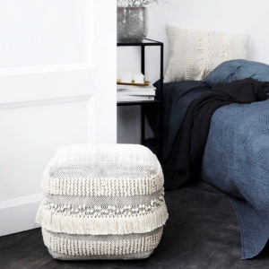 Jd0301-House-Doctor-Life-Textured-Pouffe-Bedroom-Lifestyle-image