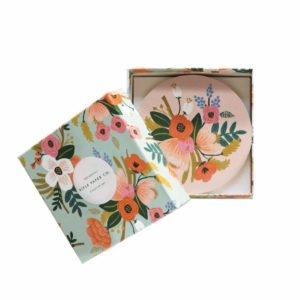 Rifle Paper Lively Floral Coasters