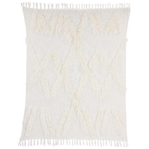 tts1011_b white fringe throw HK Living